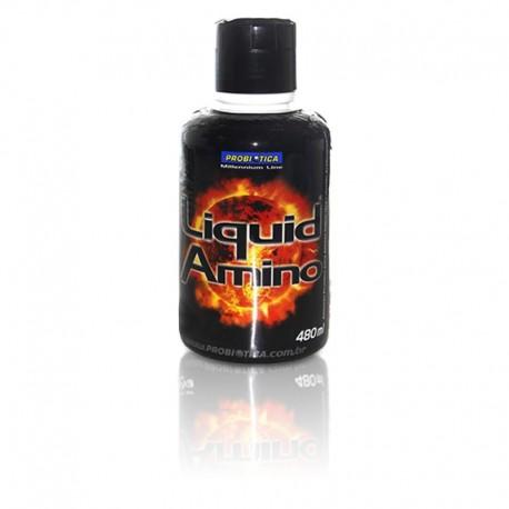 Liquid Amino 480ml Millennium (cereja) - Probiótica