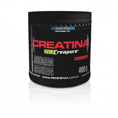 Creatina CREAPURE E 400G - Probiótica