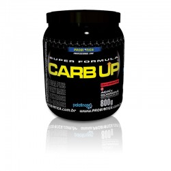 Carb Up Super Fórmula com Bcaa Plus 800g - Probiótica - Açaí c/ Guaraná