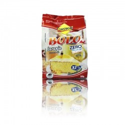 Mistura para Bolo Zero Açúcar - Sabor Laranja 300g