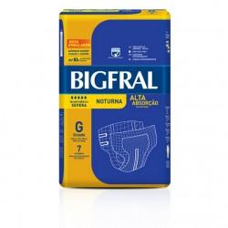 Fralda Bigfral Plus Noturna G