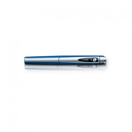 Caneta Clikstar Azul para aplicação de insulina
