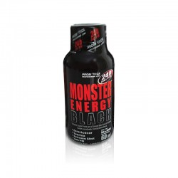 Monster Energy Black Morango - Probiótica