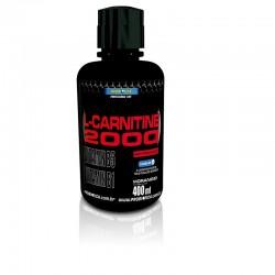 L-CARNITINE 2000 400ML MORANGO - Probiótica