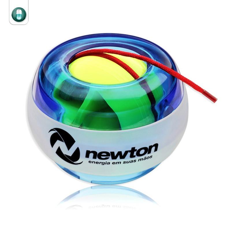newton ball digital led azul