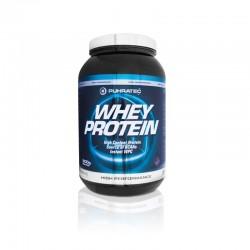 Whey Protein concentrado Morango 900g Puhratec