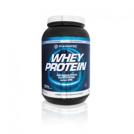 Whey Protein Concentrado Natural 900g Puhratec