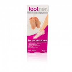 Meias Esfoliantes Footner (1 par)