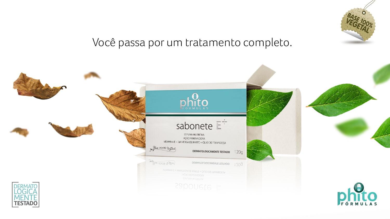 sabonete E+