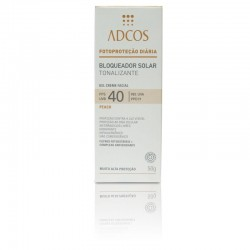 Adcos FPS 40 Gel Creme Peach