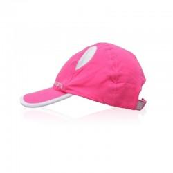 Boné UV Cap Sun Cover Pink/Branco - TAM G