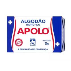 Algodão Apollo Hidrofilo 50g