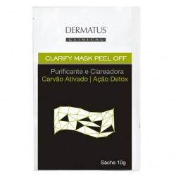 Clarify Máscara Peel Off 10g Dermatus