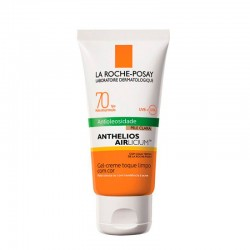 Protetor Solar Facial Anthelios Airlicium Antioleosidade Pele Clara FPS70 40g