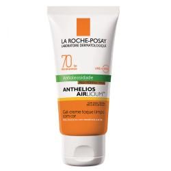 Protetor Solar Facial Anthelios AIRlicium Antioleosidade Pele Morena Mais FPS70 40g