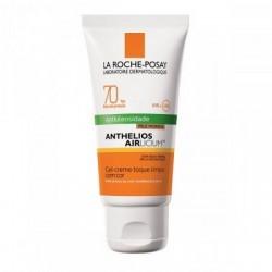 Protetor Solar Facial Anthelios AIRlicium Antioleosidade Pele Morena FPS70 40g