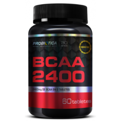 BCAA 2400 mg (60 tabletes) - Probiótica