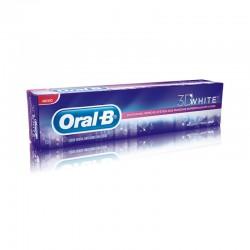 Creme Dental ORAL-B 3D White