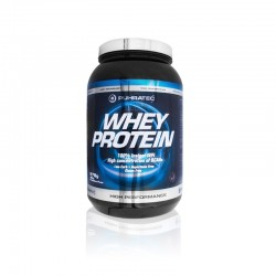 Whey Protein Isolado Natural 978g Puhratec